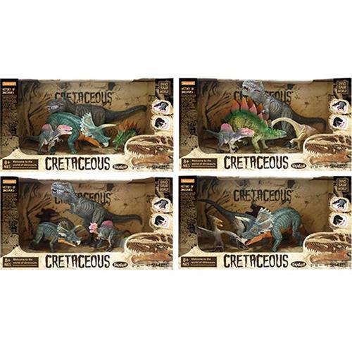 20000 도너랜드 백악기 공룡 피규어 4402 시리즈