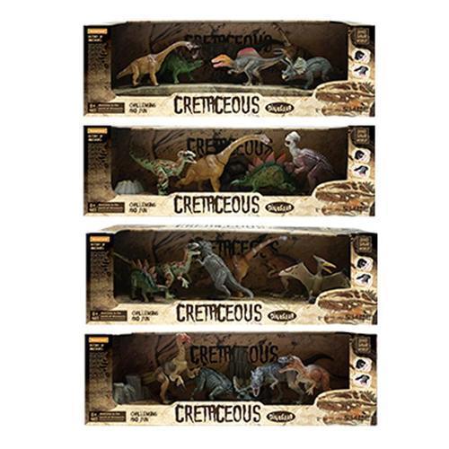 25000 도너랜드 백악기 공룡 피규어 4407 시리즈