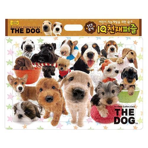 아이윙스 6500 THE DOG IQ천재퍼즐 강아지 직소퍼즐