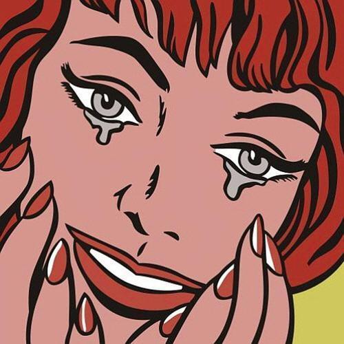 아이윙스 피포페인팅 A111 행복한눈물 40x40 DIY명화그리기 셀프페인팅