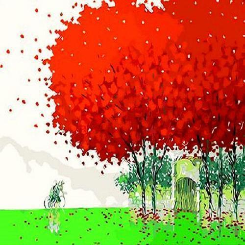 아이윙스 40000 피포페인팅 Q470 행운의나무 시리즈 DIY명화그리기