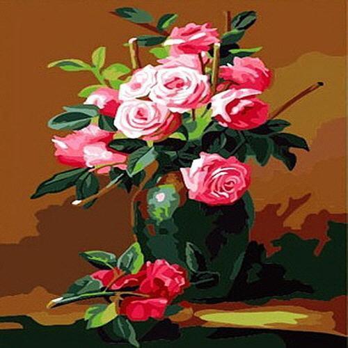 아이윙스 35000 피포페인팅 e049 꽃정물화 diy명화그리기