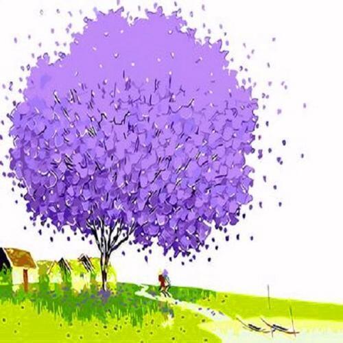 아이윙스 40000 피포페인팅 q480 행운의나무시리즈 diy명화그리기