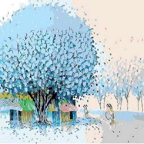 아이윙스 40000 피포페인팅 q477 행운의나무시리즈 diy명화그리기 diy그림그리기