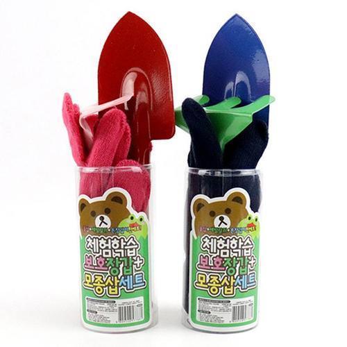 아이윙스 3000 체험학습보호장갑 모종삽세트 꽃삽 갈퀴 장갑