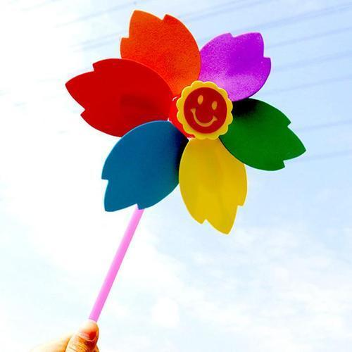 아이윙스 1000 diy 씽씽돌아가는 바람개비 야외놀이