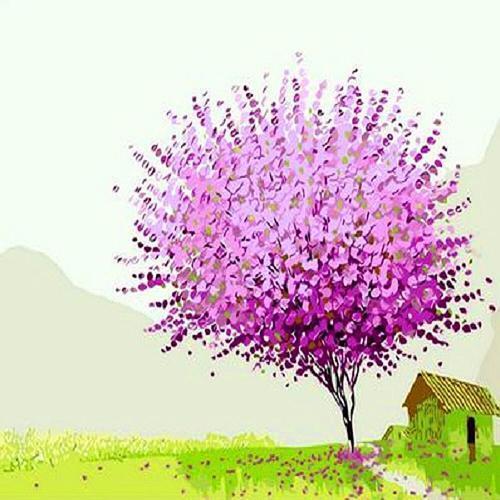 아이윙스 40000 피포페인팅 q468 행운의나무 시리즈 diy명화그리기 diy그림그리기