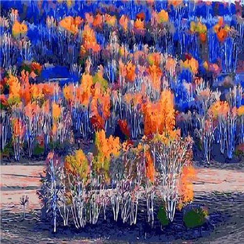 아이윙스 35000 피포페인팅 q402 가을테마시리즈 diy명화그리기 diy그림그리기
