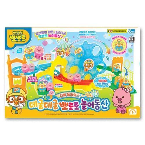 아이윙스 뽀롱뽀롱 뽀로로 데굴데굴 뽀로로 놀이동산세트