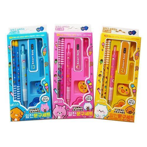 아이윙스 1000 알찬문구세트 어린이집 유치원 단체선물