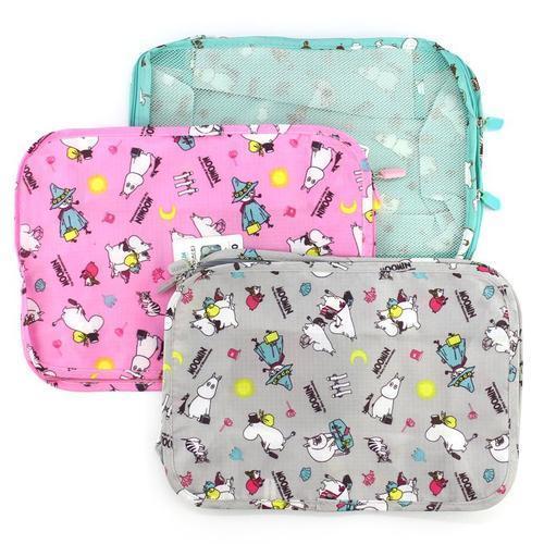 아이윙스 1500 무민 메쉬케이스(소) 여행소품가방