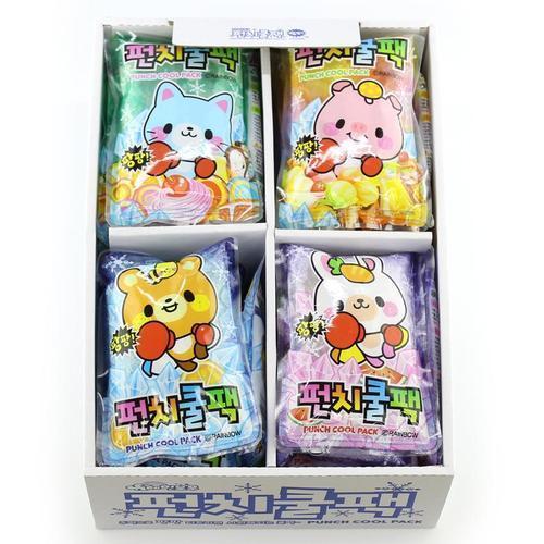 아이윙스 500 팡팡 펀치쿨팩 24개입 냉찜질 아이스팩 얼음팩