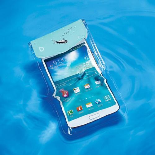 아이윙스 비킷 핸드폰 스마트폰 방수팩 bgp ip68 통화 터치 촬영가능