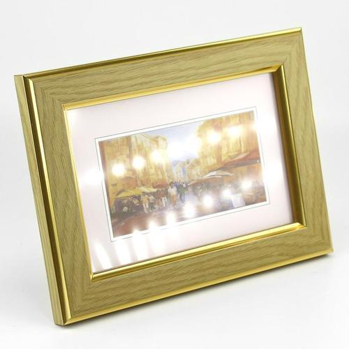 아이윙스 대성 사진액자 피카소 4X6 inch 탁상용액자 벽걸이