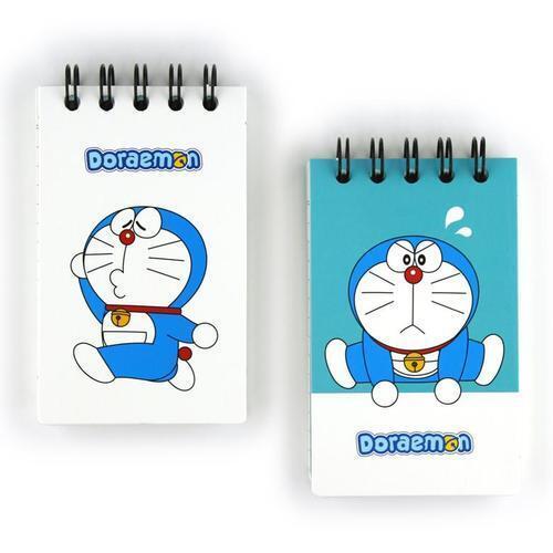 아이윙스 1200 도라에몽 작은수첩 xs 유선 스프링수첩