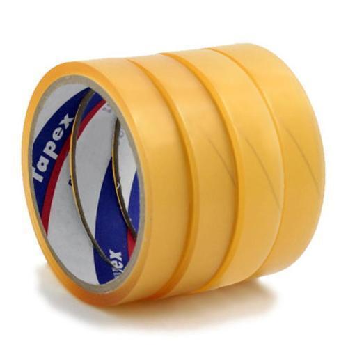 아이윙스 opp 투명 테이프 12mm x 25m(4입)