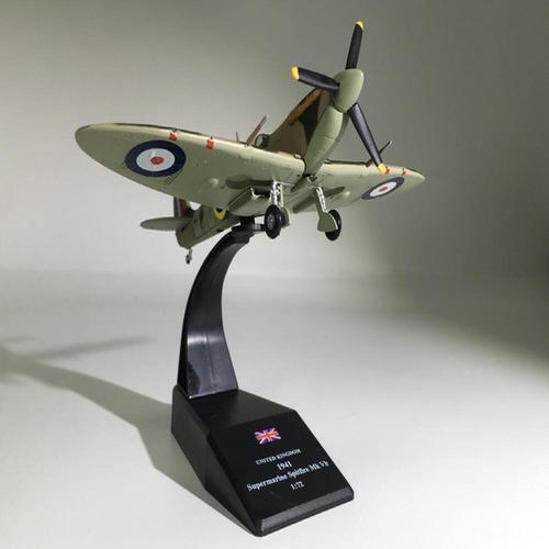 아이윙스 iwp spitfire 스피트파이어 전투기 프로펠러 공군 조종사
