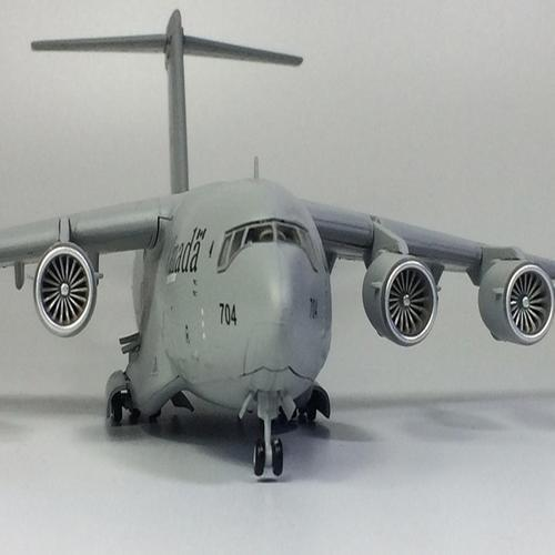 아이윙스 iwp c17 글로브마스터 전략수송기 미국 공군 조종사 c-17