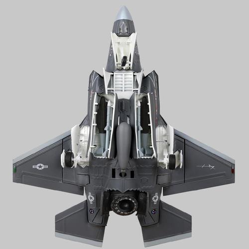 아이윙스 iwp f-35b 라이트닝 스텔스 수직이착륙기 합금 공군 f35