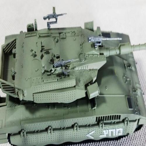 아이윙스 iwp 메르카바 merkava 이스라엘 육군 기갑부대 탱크 전차