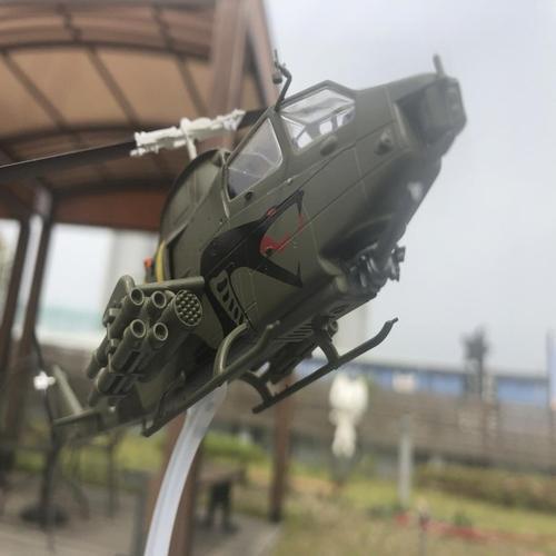 아이윙스 iwp ah-1f cobra 코브라 공격 헬기 헬리콥터 육군항공대