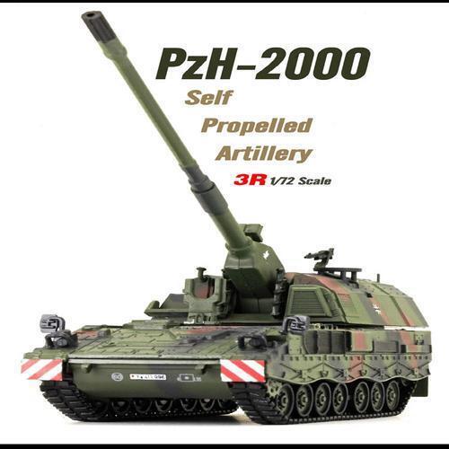 아이윙스 iwp 독일 육군 팬저파우스트 pzh-2000 자주포 기갑부대