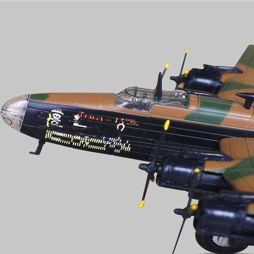 아이윙스 iwp 영국 공군 헬리팩스 폭격기 halifax bomber 모형