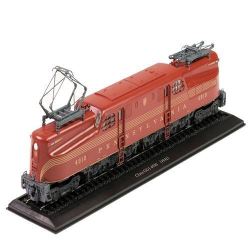 아이윙스 iwp 펜실베니아 class gg1 4910 기관차 철도 열차 기차