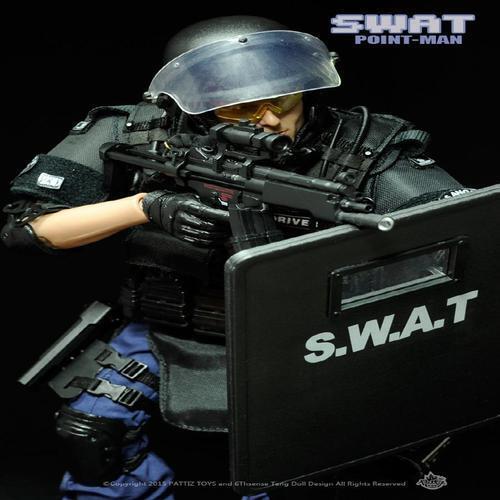 아이윙스 iwp 경찰특공대 경특 swat nx03 pointman방패경계대원