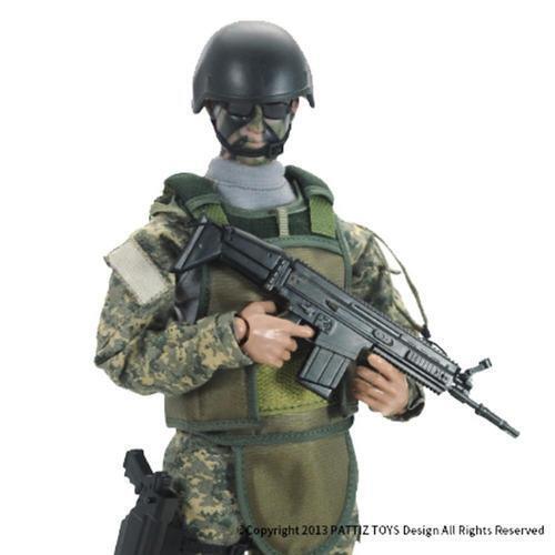 아이윙스 iwp 육군 알보병 infantry army 피규어 nb02