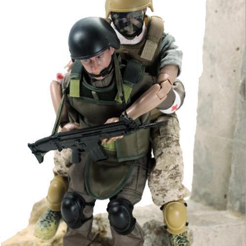 아이윙스 iwp 육군 의무병 medic 피규어 nb04