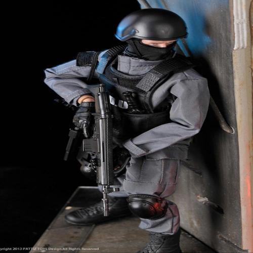아이윙스 iwp 육군 헌병특임대 sdu 대테러 특수부대 피규어nb05