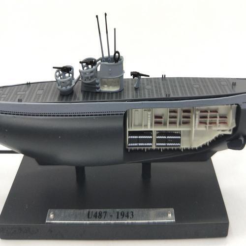 아이윙스 iwp uboat-u487 유보트 모형 독일 해군 잠수함 서브마린
