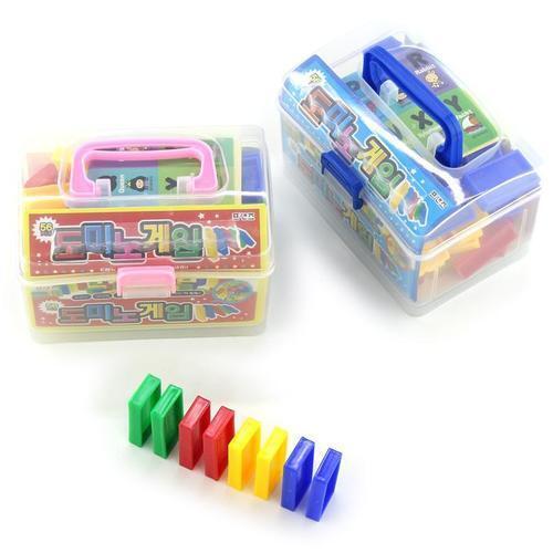아이윙스 3000 프랜즈 도미노게임 56pcs 케이스형 어린이 단체선물