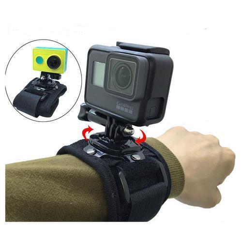 아이윙스 액션캠 손목 스트랩 손목고정거치대