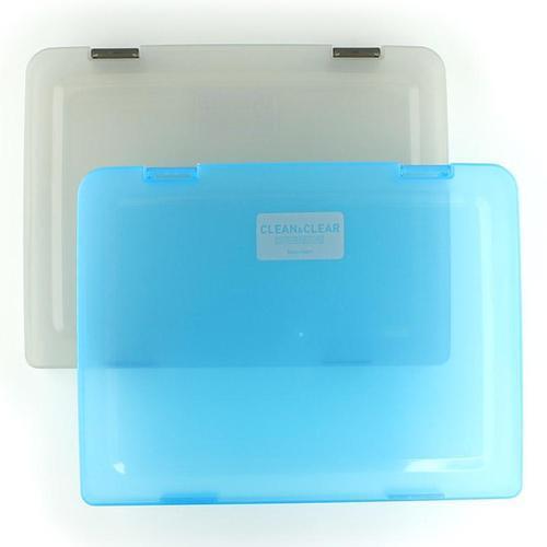 아이윙스 5000 바른손 a4 클리어케이스(대) 도큐먼트화일박스 서류정리함가방