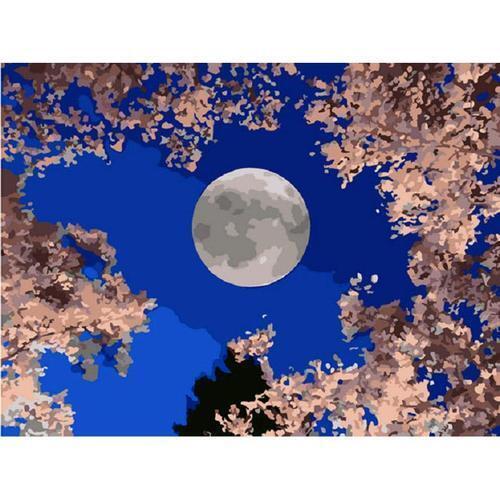 아이윙스 피포페인팅 K100 B 충만 SS2S Moon DIY명화그리기 DIY그림그리기