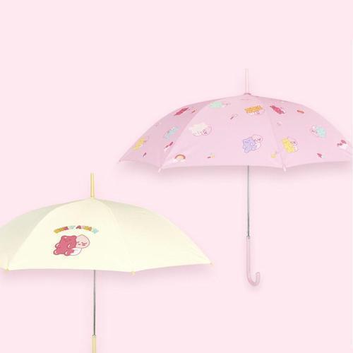 아이윙스 15000 카카오프렌즈 스윗어피치 장우산 1단우산 자동우산