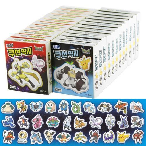 아이윙스 1000 에리트 포켓몬스터 쿠션딱지 (24개)