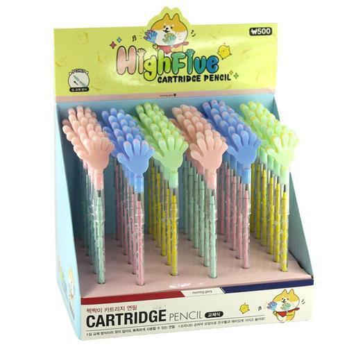 아이윙스 500 모닝글로리 짝짝이 카트리지 연필 (36개)