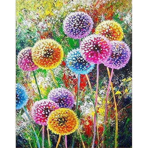 아이윙스 피포페인팅 Q5933 피크 레인보우 DIY명화그리기 DIY그림그리기