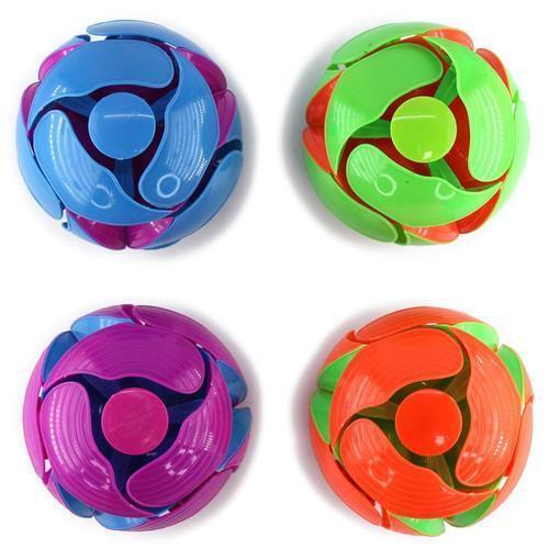 아이윙스 3000 토이파크 매직볼 던지면 색이 변하는 캐치볼