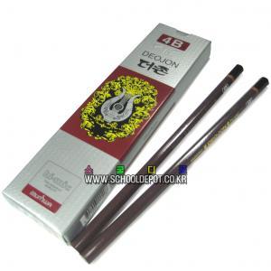 450 더존4B연필*12자루