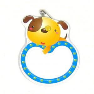 유아용 옷핀 명찰 (강아지)