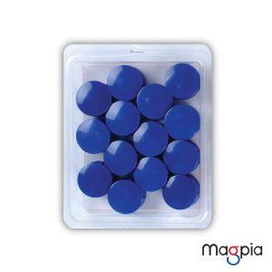 칼라원형자석(대)32mm*파랑