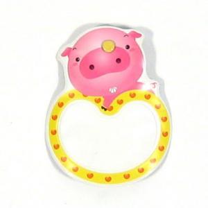 유아용 옷핀 명찰 (돼지)