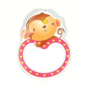 유아용 옷핀 명찰 (원숭이)