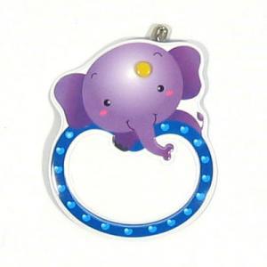 유아용 옷핀 명찰 (코끼리)*10개입