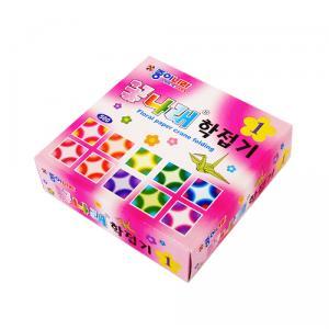 500(종이나라)꽃나래 학접기(1)*20봉지