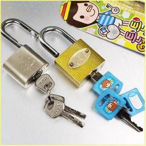 튼튼열쇠+자물쇠